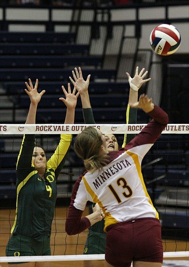 Gopher Volleyball: Minnesota to start season at No. 6
